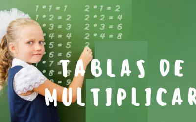 Curso Virtual Tablas de Multiplicar